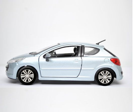 Calota Jogo 4Pçs Peugeot 206 207 208 307 Aro 15 G120J