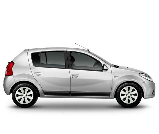 Calota Jogo 4Pçs Renault Clio Sandero Logan Aro 14 G109J
