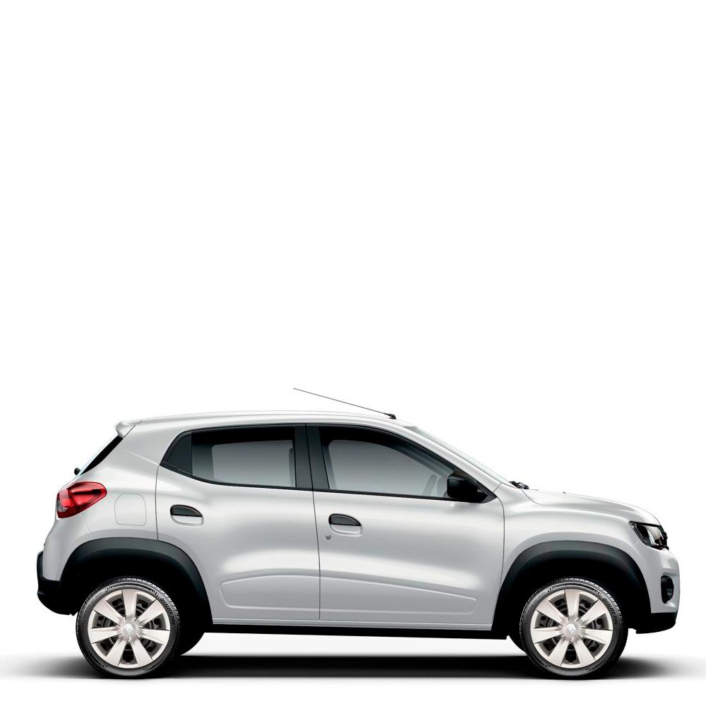 Calota Jogo 4Pçs Renault Kwid Zen Outsider 2019 2020 Aro 14 G461J