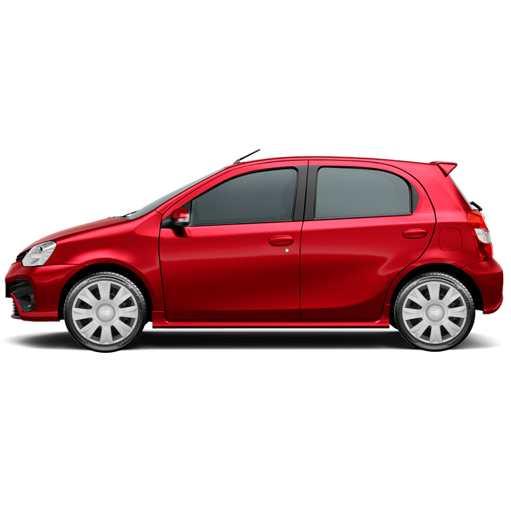 Calota Jogo 4Pçs Toyota Etios Corolla Aro 15 G169J