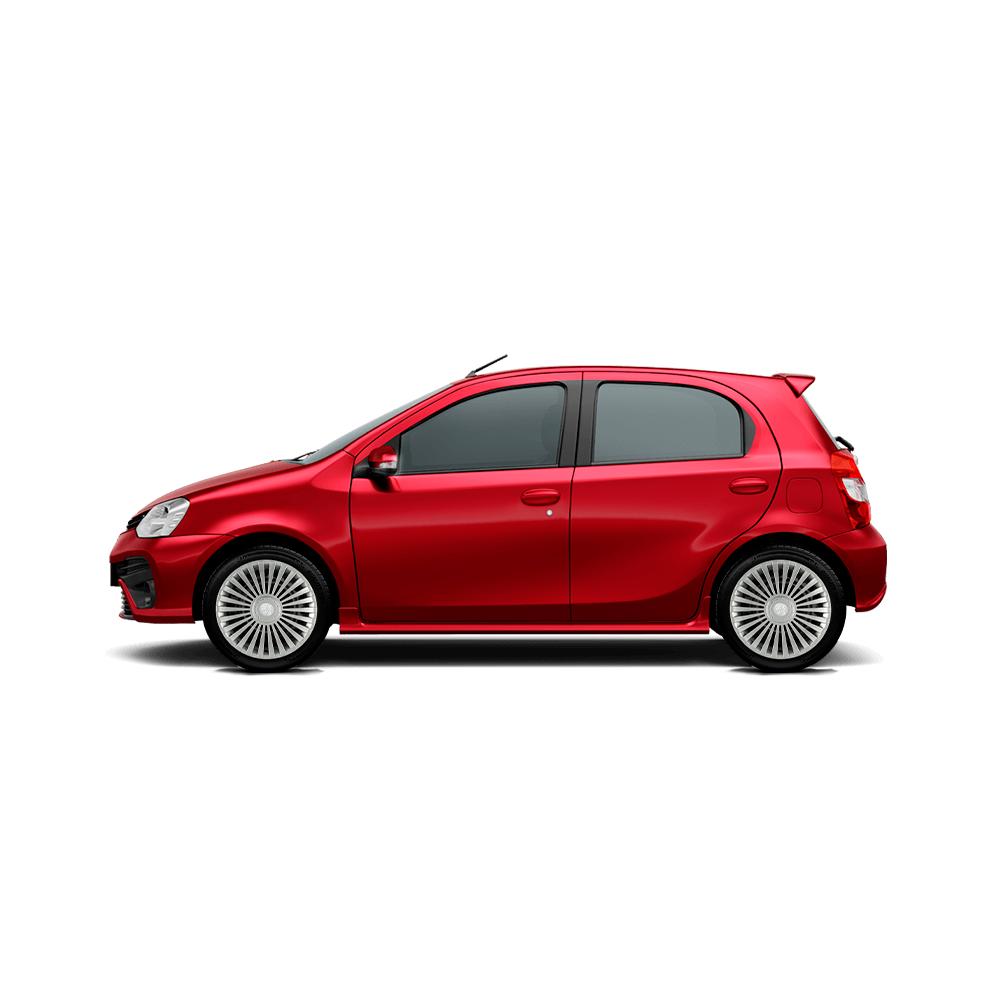 Calota Jogo 4Pçs Toyota Etios Corolla Aro 15 G171J