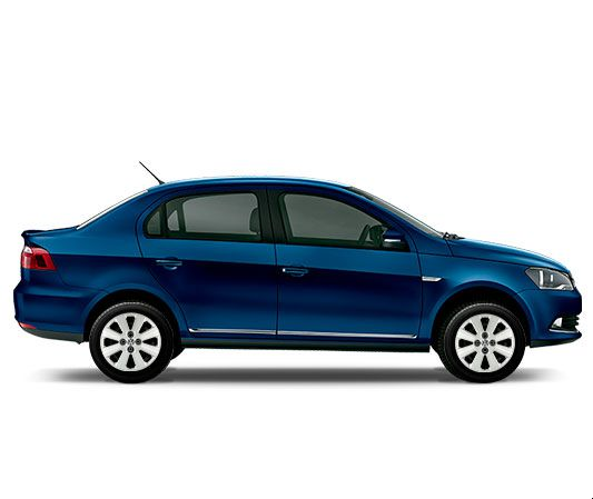 Calota Jogo 4Pçs Volkswagen Gol Saveiro Parati Voyage Aro 15 G030J