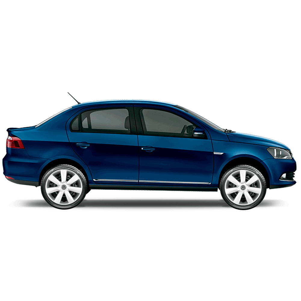 Calota Jogo 4Pçs Volkswagen Gol Voyage Gol Fox Saveiro Aro 14 G450J