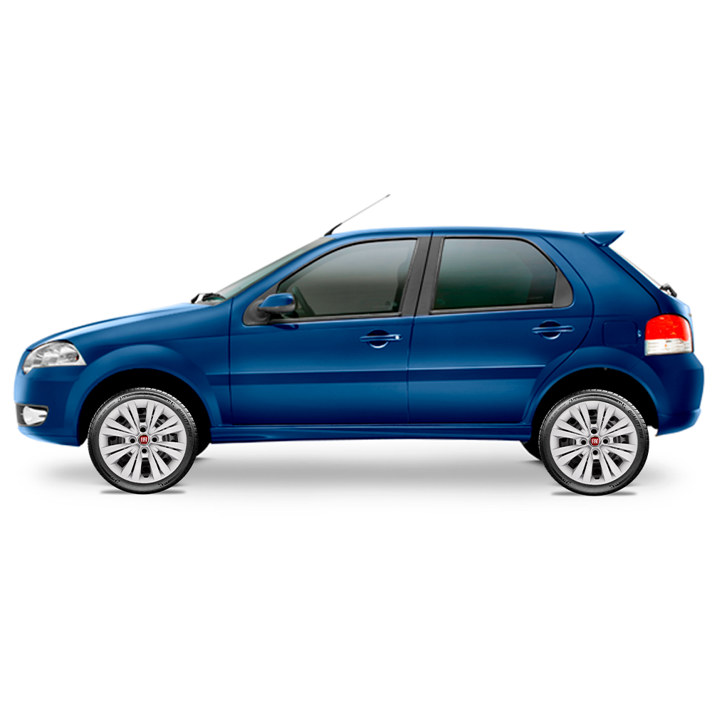 Calota Aro 15 Fiat Palio Siena Uno Arfo 2017 2018 2019 2020 G246