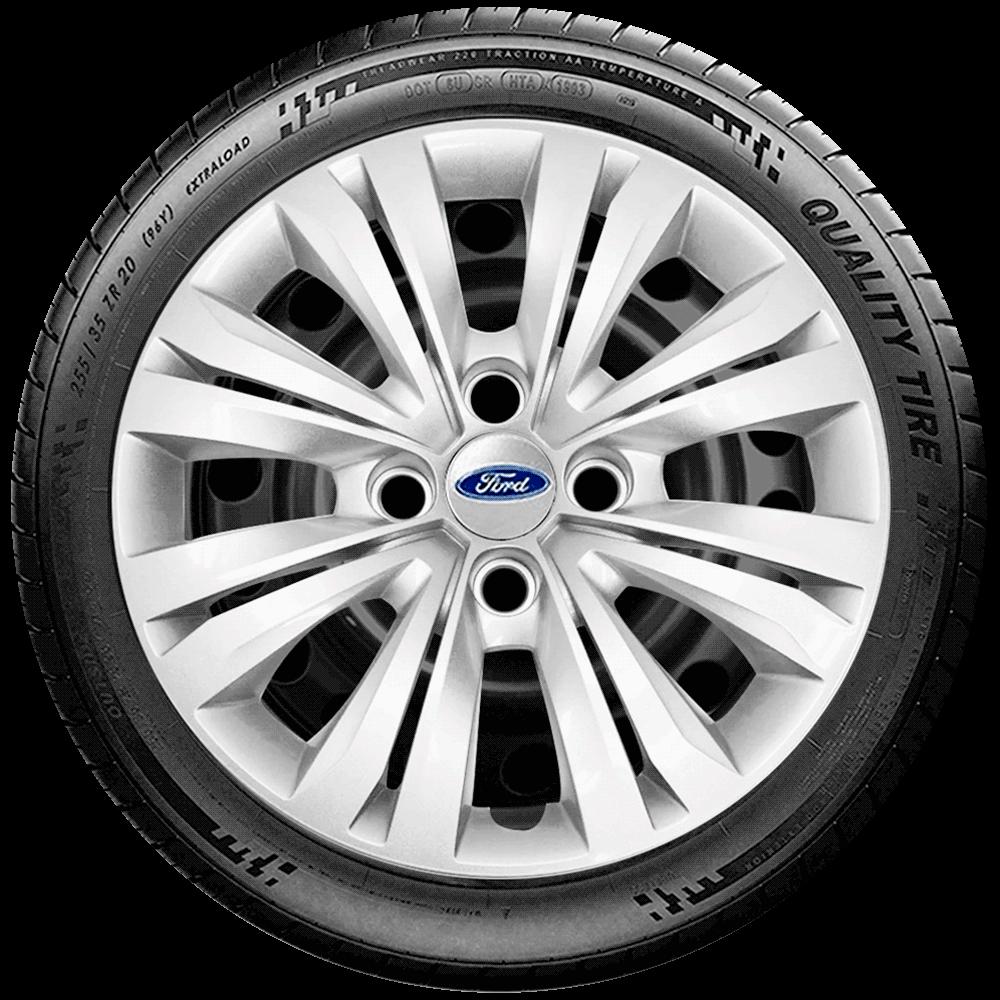 Calota Aro 15 Ford Fiesta Ka Focus 2017 2018 2019 2020 G246