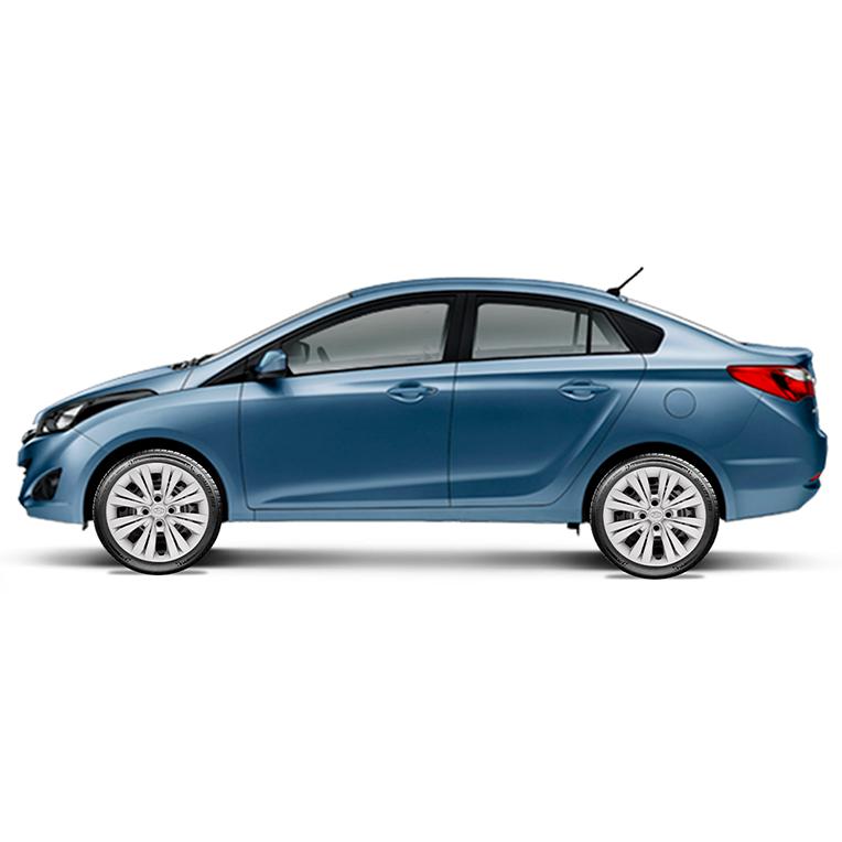 Calota Aro 15 Hyundai Novo Hb20 Hb20 Sedan 2017 2018 2019 2020 G246