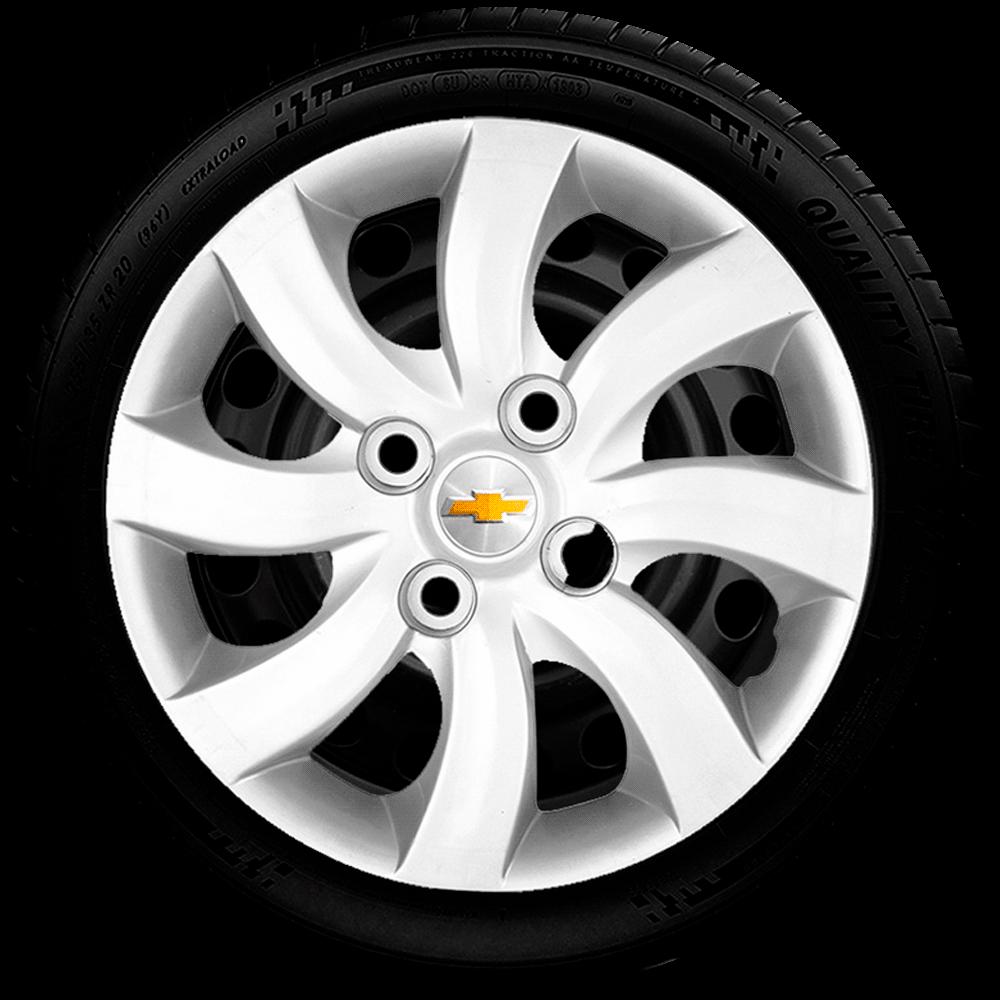 Calota Aro 14 Chevrolet Gm Novo Prisma Onix G094