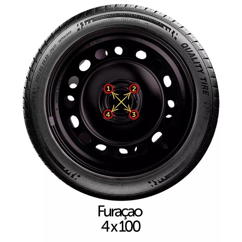 Calota Aro 14 Chevrolet Novo Prisma Onix G241