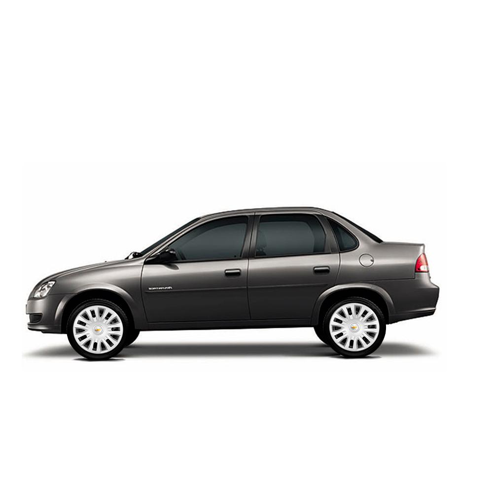 Calota Aro 14 Chevrolet Onix Prisma Agile Corsa Maxx Celta G083