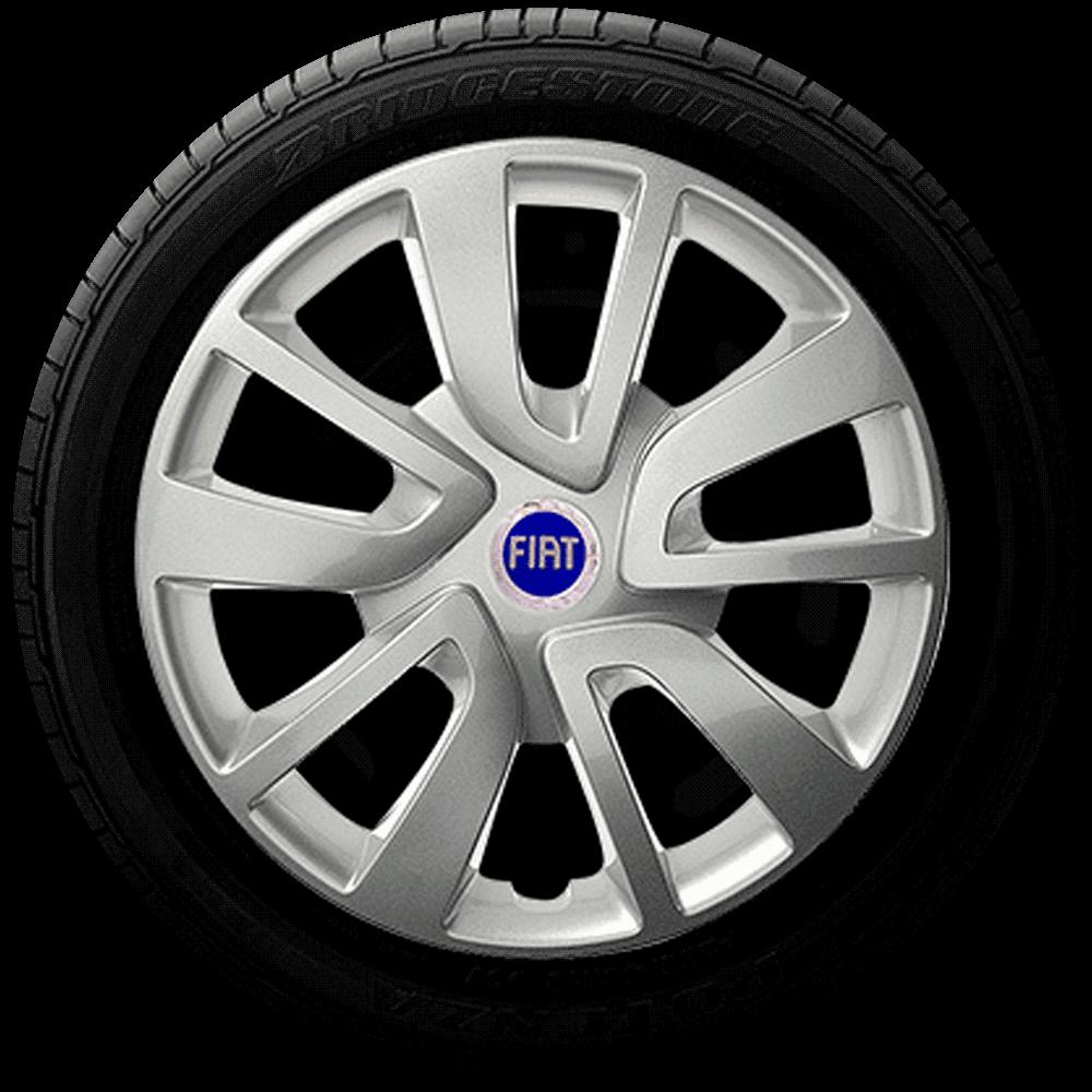 Calota Aro 14 Fiat Palio Siena Fire Uno Punto G870