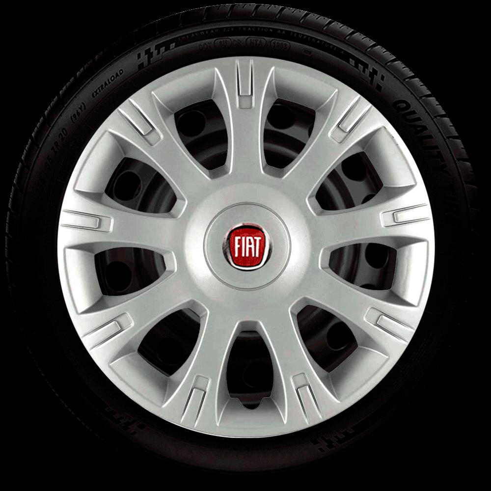 Calota Aro 14 Fiat Punto Idea Palio Siena Uno Fire G086