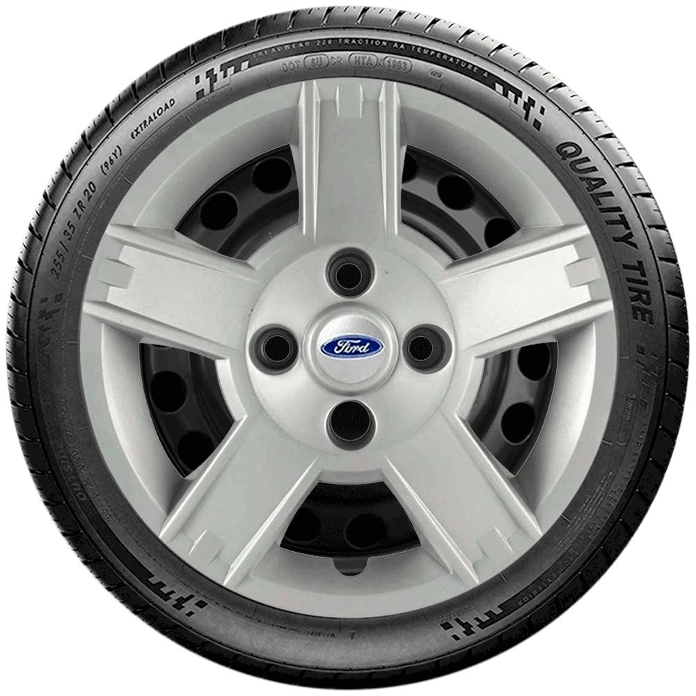 Calota Aro 14 Ford Fiesta Focus Ká Ecosport G014
