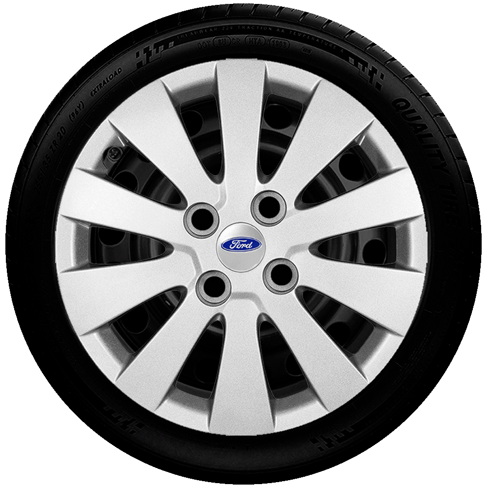 Calota Aro 14 Ford Fiesta Focus Ká Ecosport G185