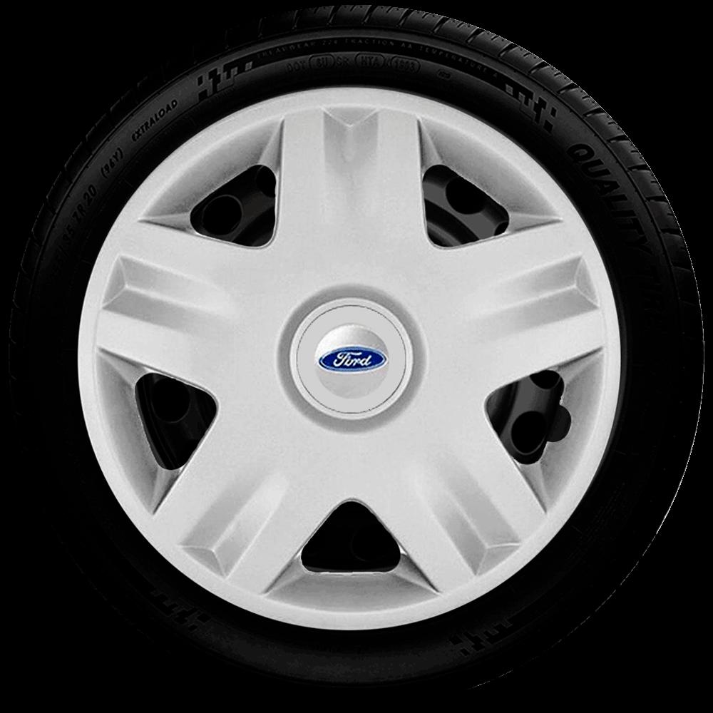 Calota Aro 14 Ford Fiesta Ká Focus Ecosport G871