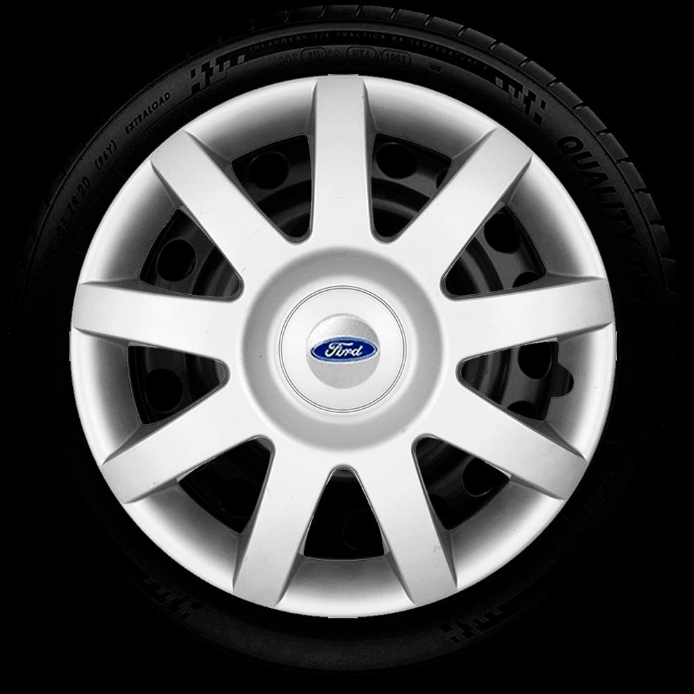 Calota Aro 14 Ford Ka Fiesta Focus Ecosport G873