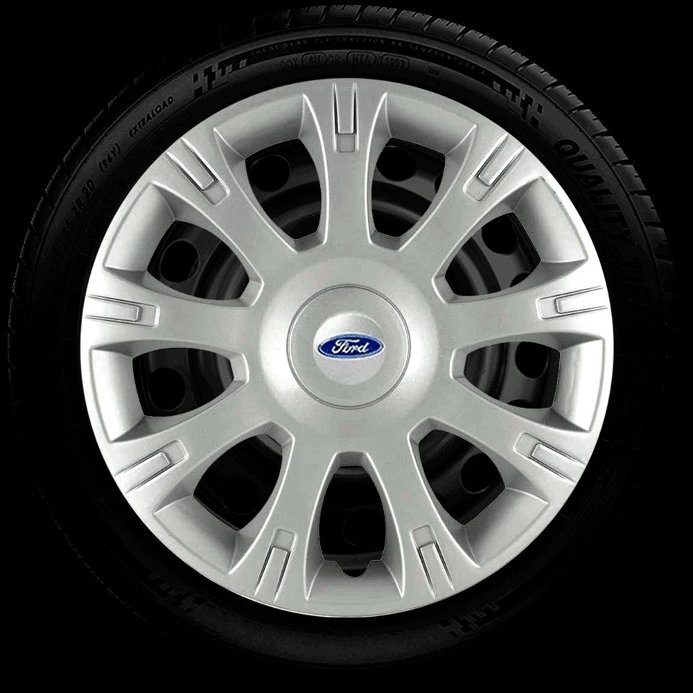 Calota Aro 14 Ford Ka Fiesta Focus 2006 2007 2008 2009 2010 G086