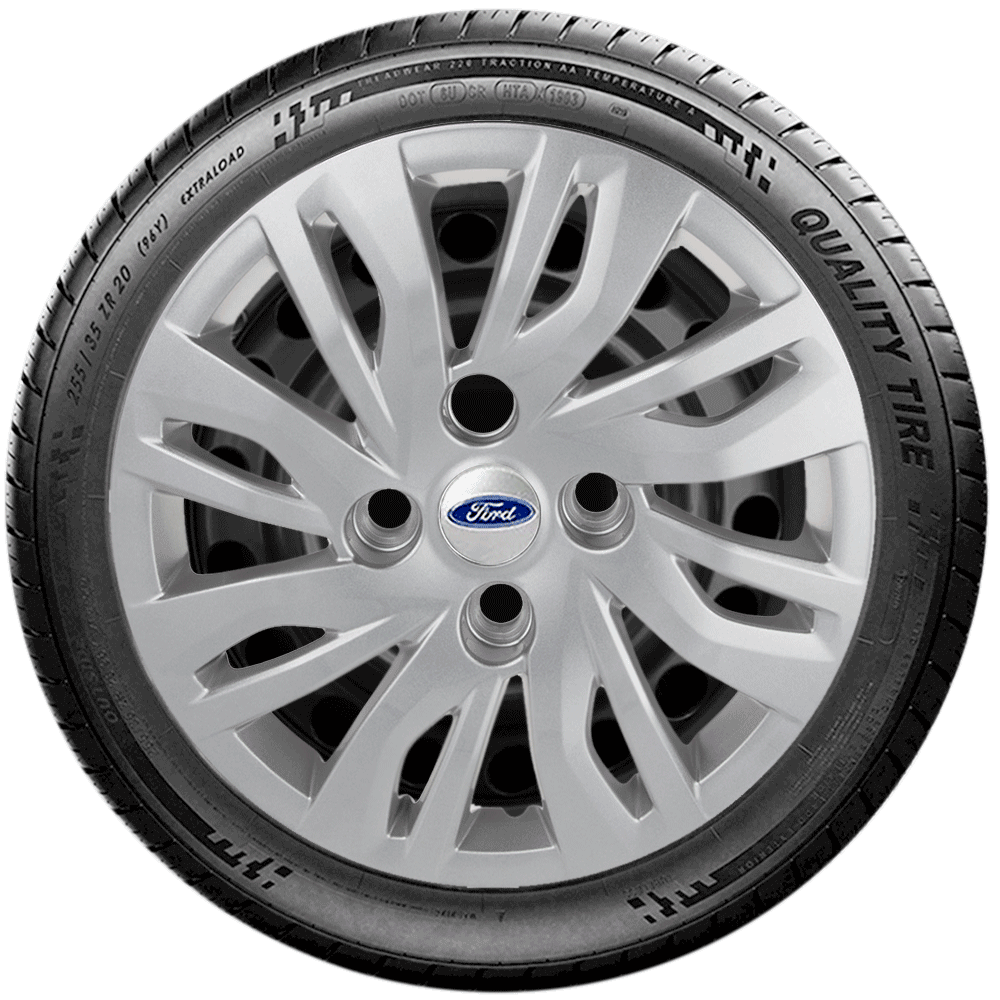 Calota Aro 14 Ford Novo Ka New Fiesta Focus G344