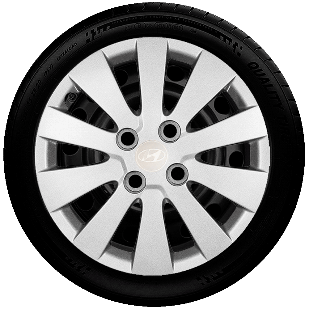 Calota Aro 14 Hyundai Hb20 Hb20S 2015 2016 2017 2018 G185
