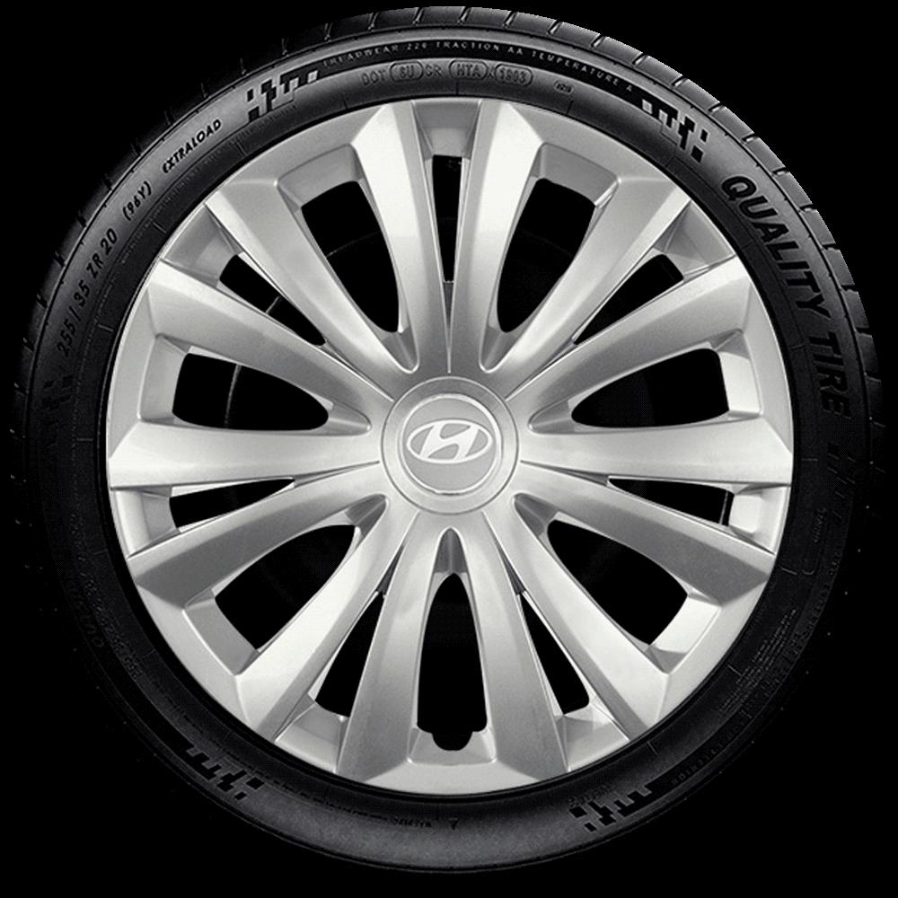 Calota Aro 14 Hyundai Hb20 Hb20S 2015 2016 2017 2018 G136