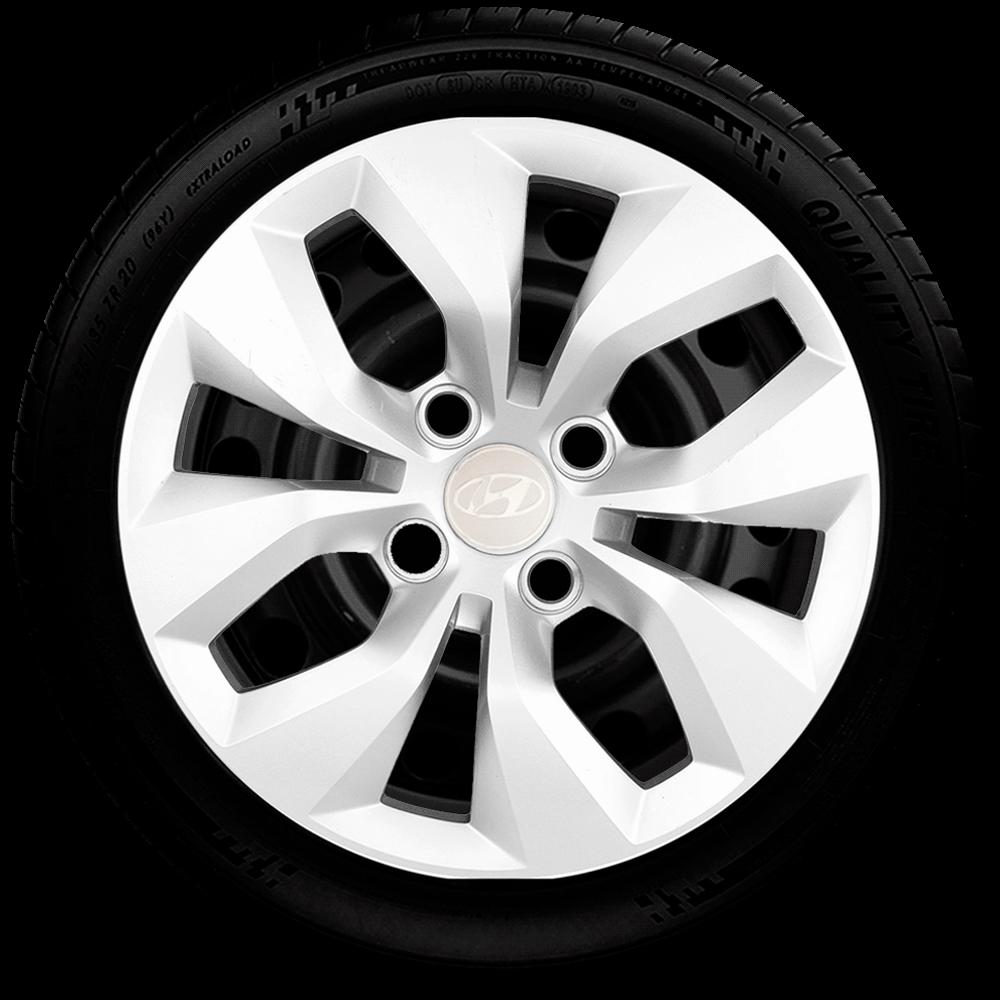 Calota Aro 14 Hyundai Hb20 Hb20S 2018 2019 2020 G241