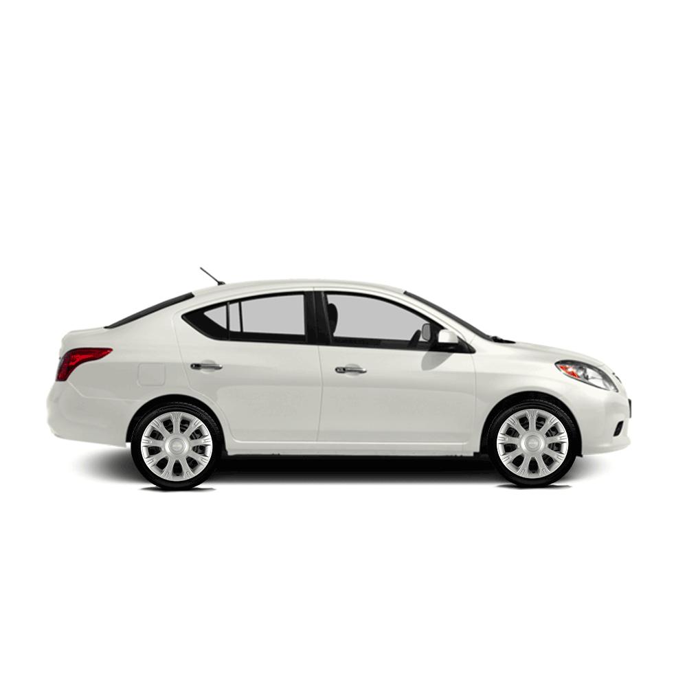 Calota Aro 14 Nissan Novo Versa March Sentra Tiida G086