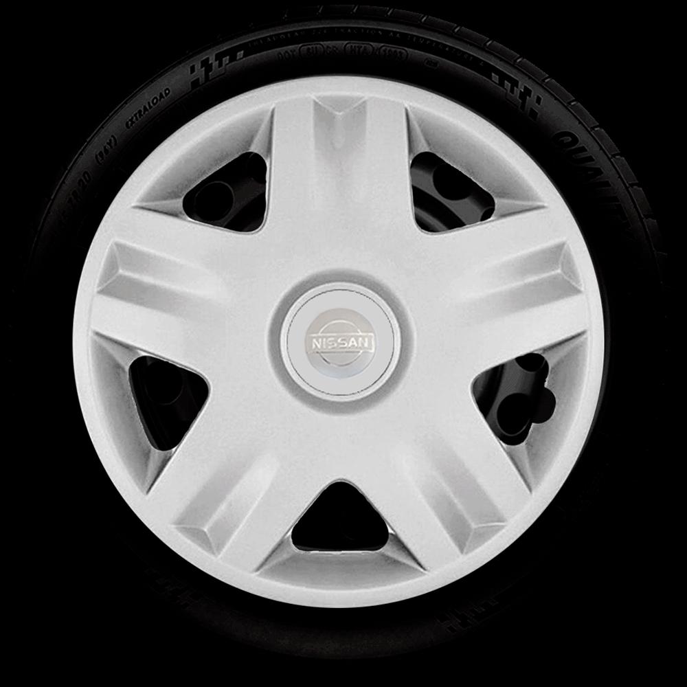 Calota Aro 14 Nissan Versa March Sentra Tiida G871