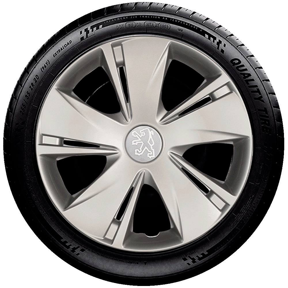 Calota Aro 14 Peugeot 206 208 207 307 G451