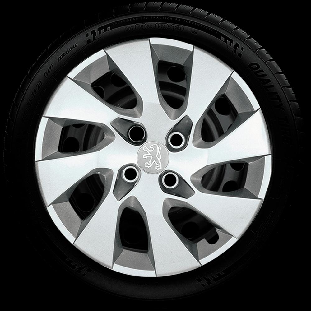 Calota Aro 14 Peugeot 206 208 207 307 G133