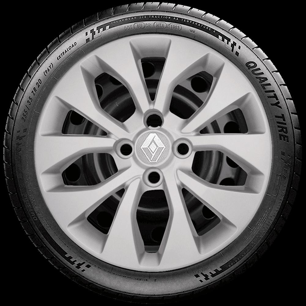 Calota Aro 14 Renault Clio Sandero Logan G374