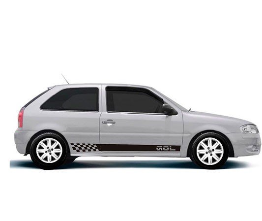 Calota Aro 14 Volkswagen Gol Parati Saveiro Polo G048