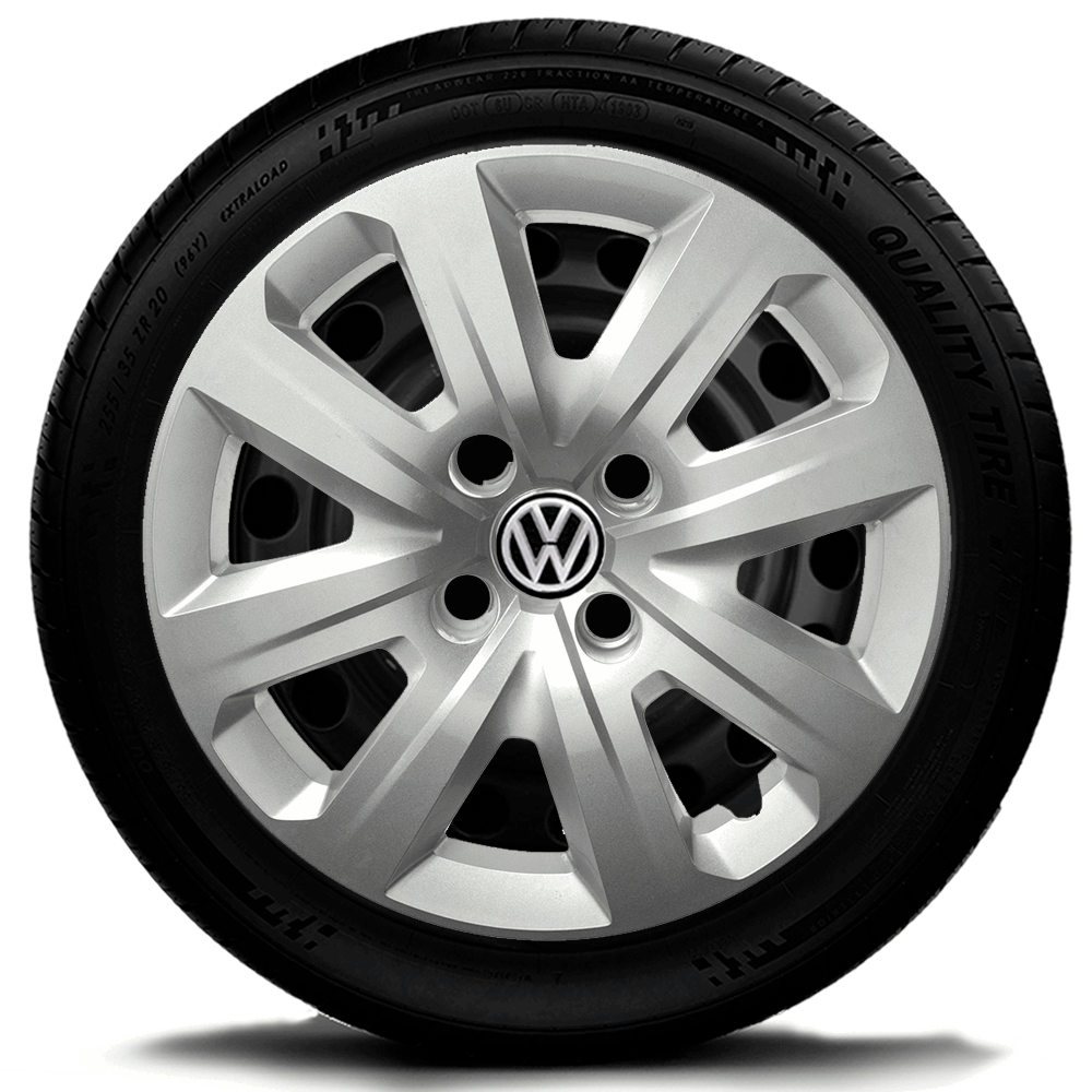Calota Aro 14 Volkswagen Gol Parati Saveiro G190
