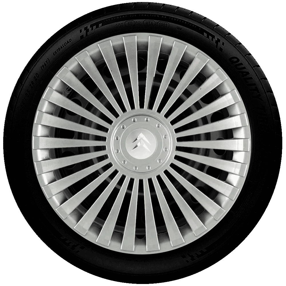 Calota Aro 15 Citroen C3 C4 Xsara Picasso G171