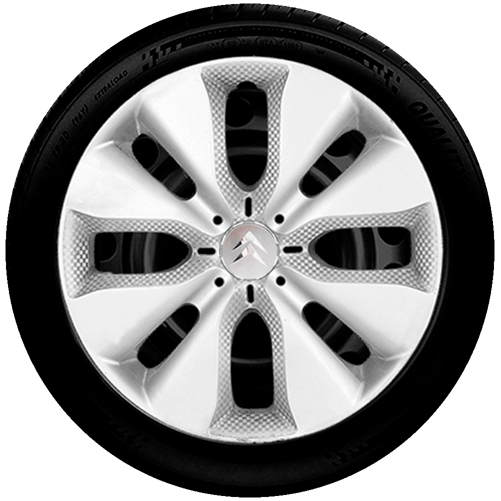 Calota Aro 15 Citroen C3 C4 Xsara Picasso G130