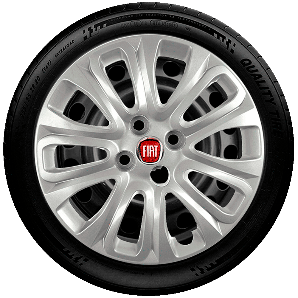 Calota Aro 15 Fiat Palio Siena Uno Fire G229