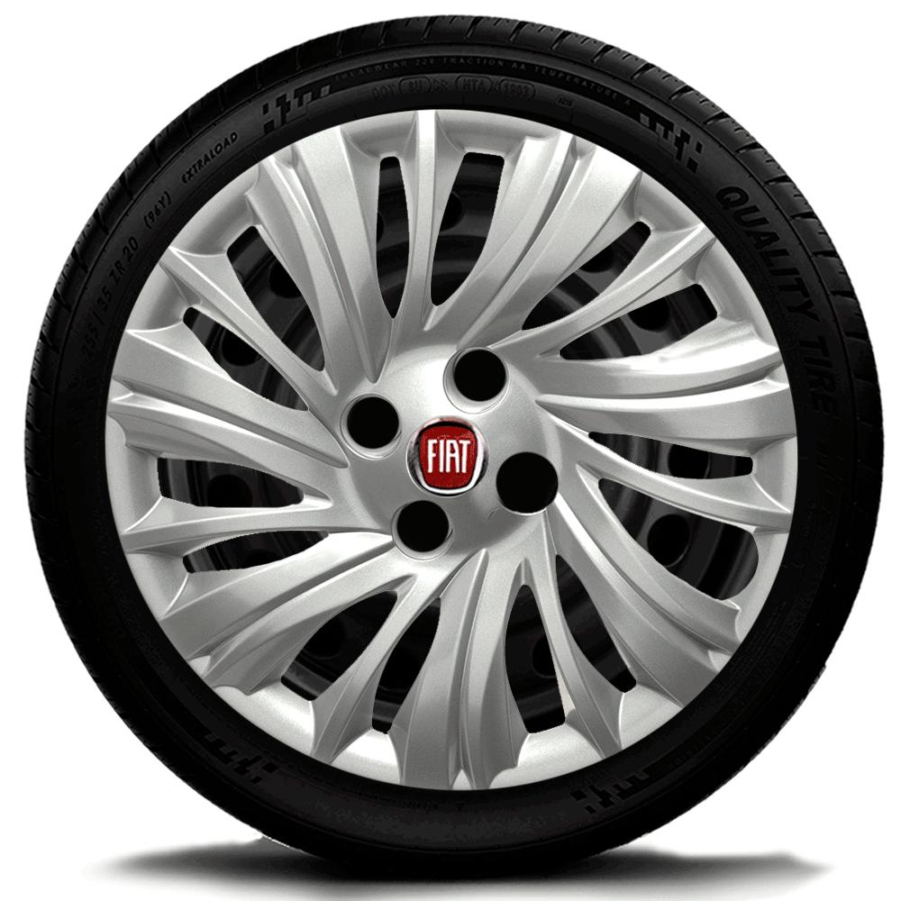 Calota Aro 15 Fiat Palio Punto Idea Stilo G215