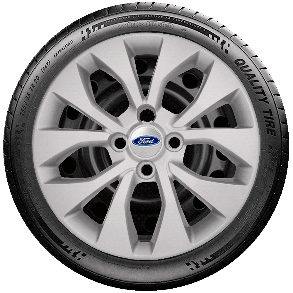 Calota Aro 15 Ford Fiesta Focus Ecosport Ká G375