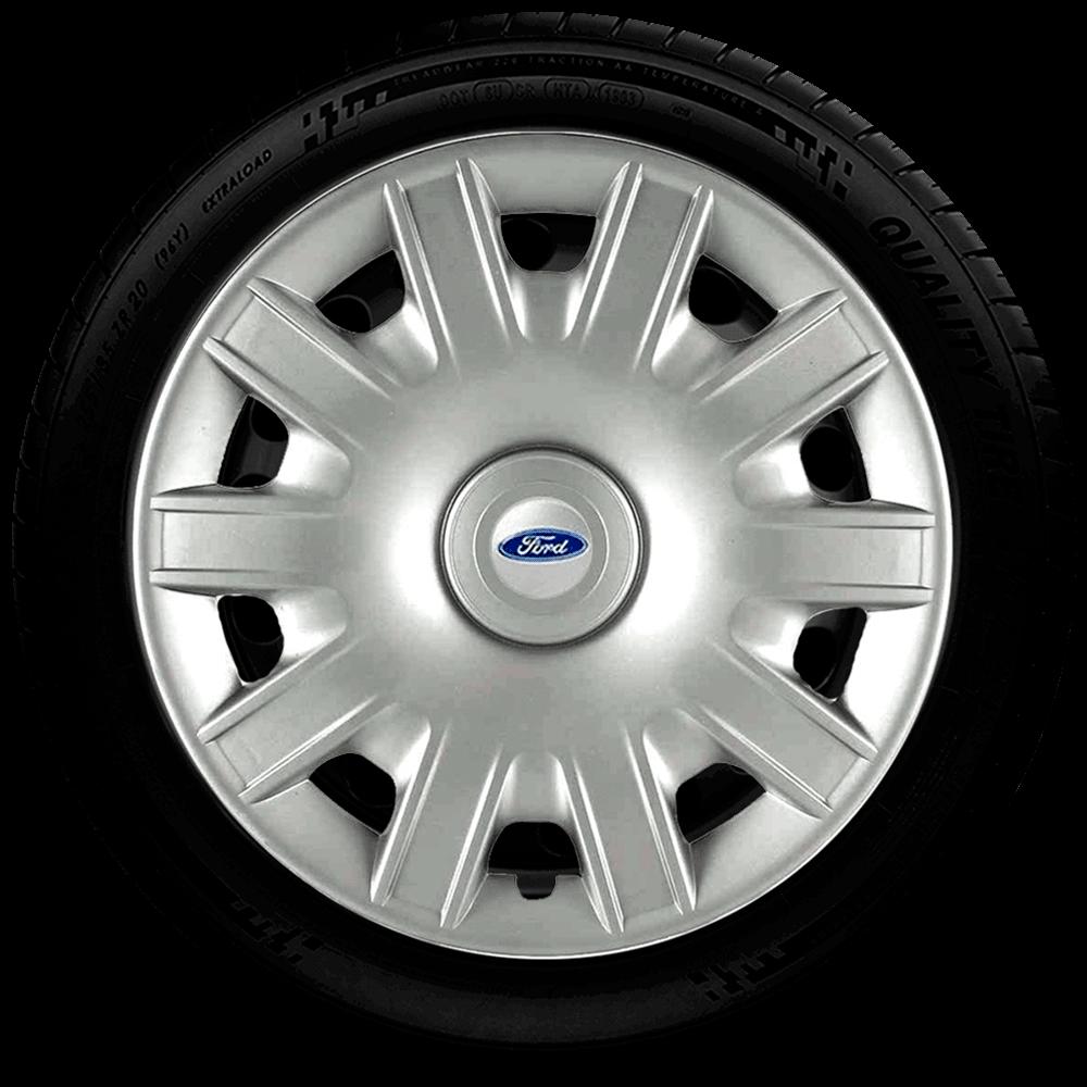 Calota Aro 15 Ford Fiesta Focus Ecosport G063