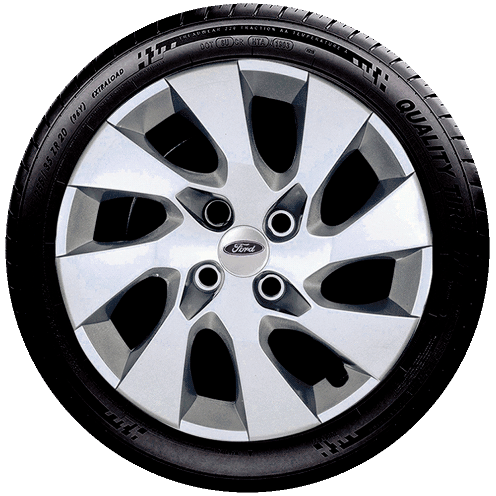 Calota Aro 15 Ford Fiesta Ka Focus Ecosport G195