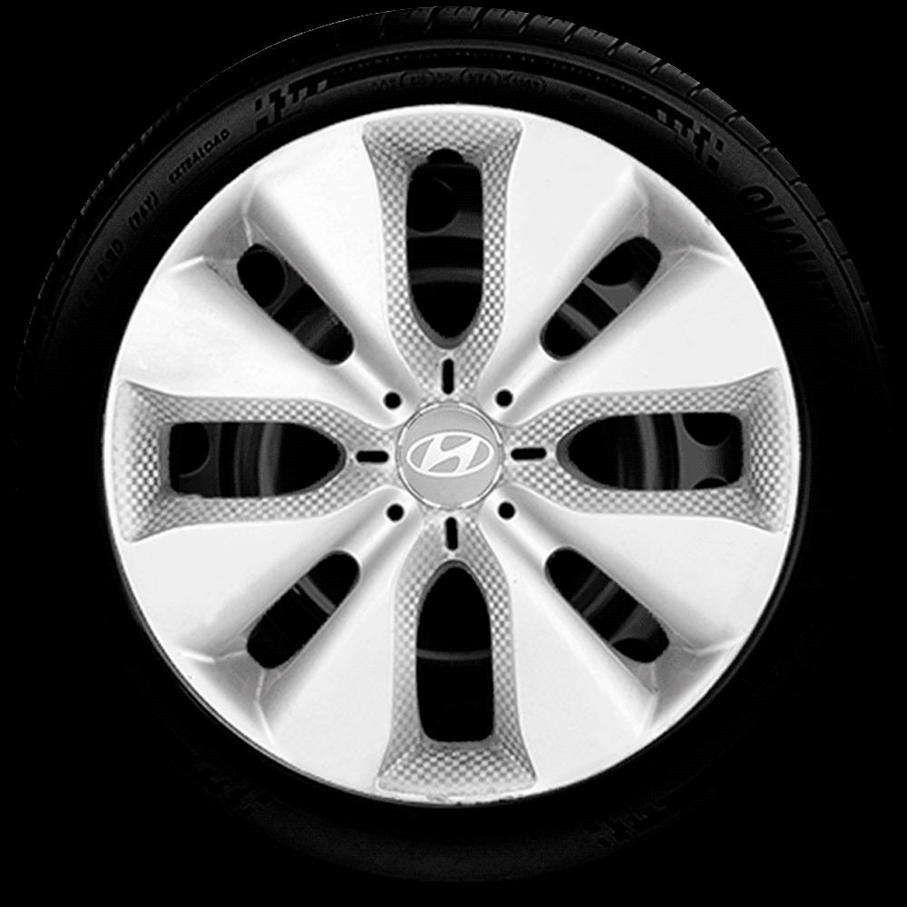 Calota Aro 15 Hyundai Novo Hb20 Hb20S 2014 2016 G130