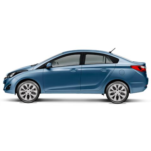 Calota Aro 15 Hyundai Novo Hb20 Hb20S 2014 2016 2018 G375