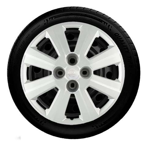 Calota Aro 15 Nissan Versa March G030