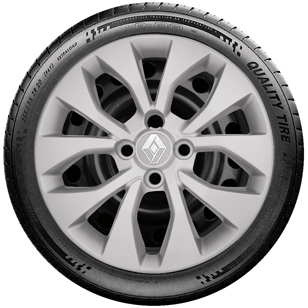 Calota Aro 15 Renault Clio Sandero Logan G375