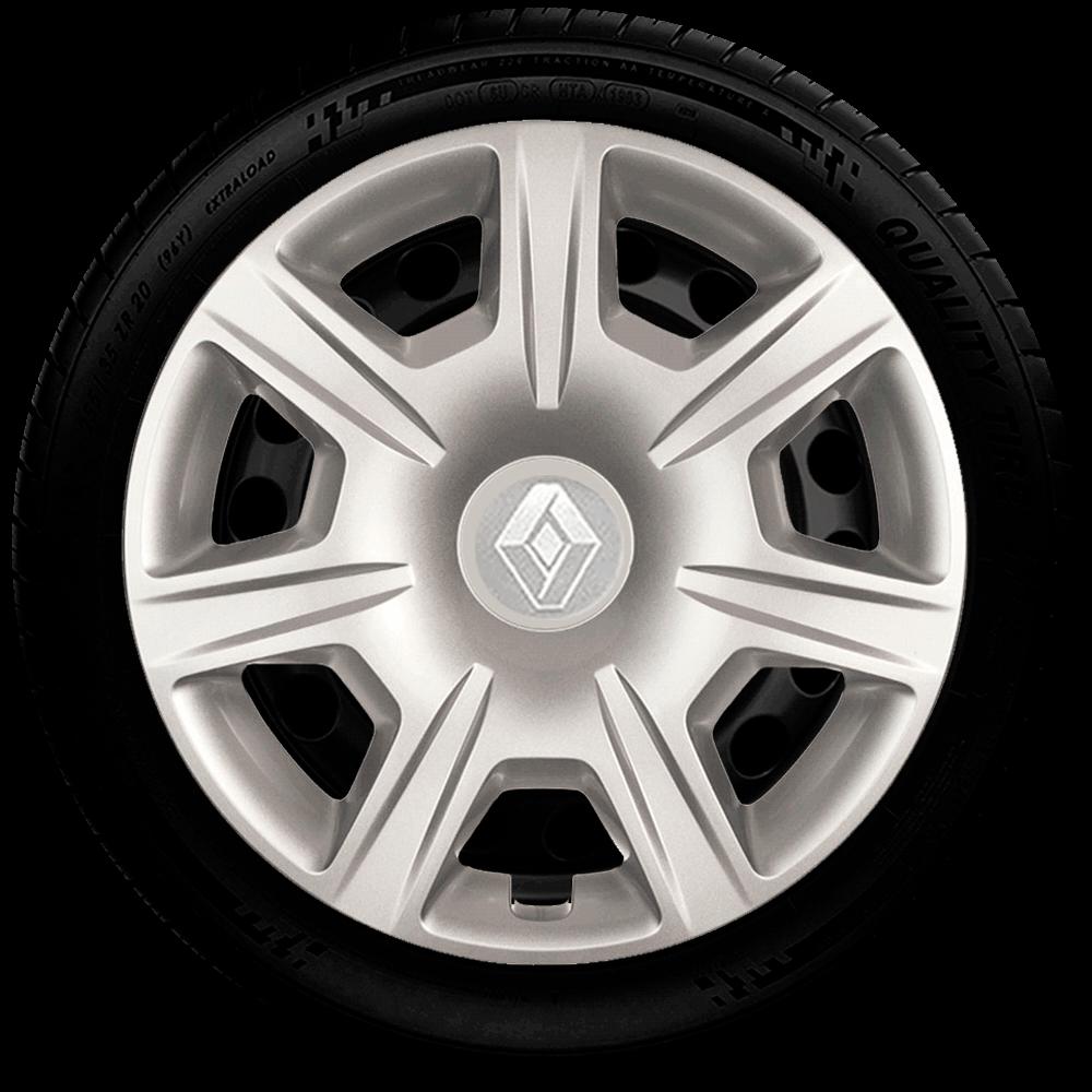 Calota Aro 15 Renault Clio Sandero Logan G876