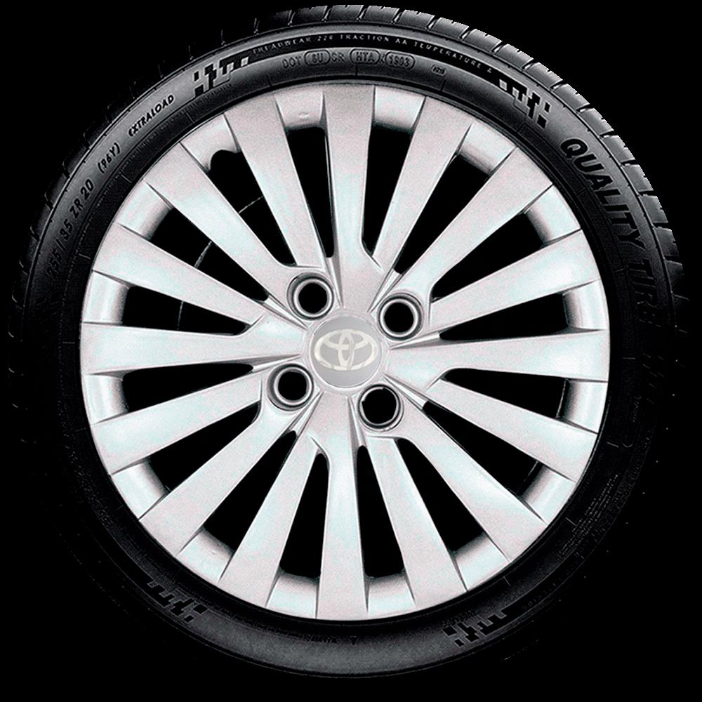 Calota Aro 15 Toyota Etios Corolla G242