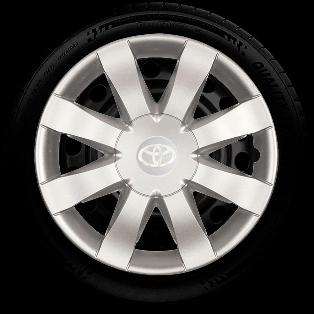 Calota Aro 15 Toyota Etios Hatch 2013 2014 2015 2016 G875