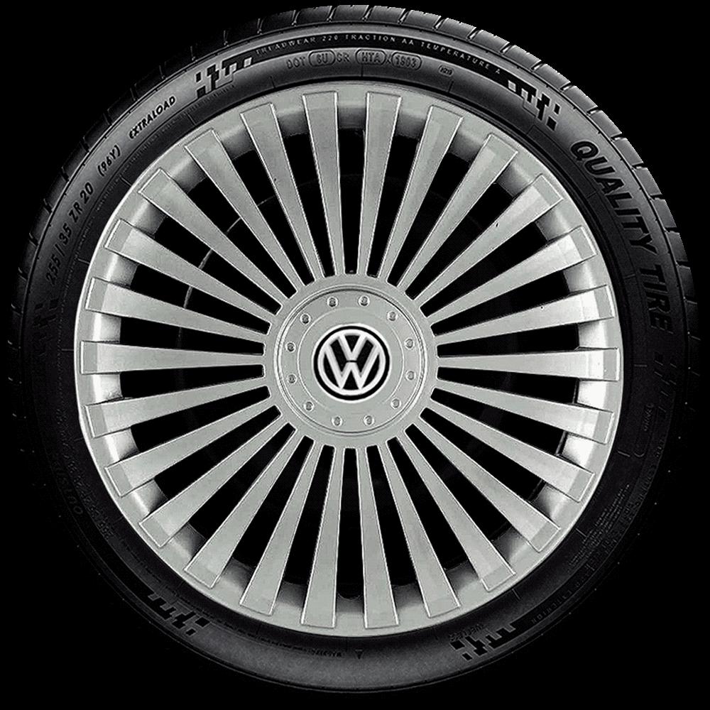 Calota Aro 15 Volkswagen Fox Spacefox Polo Golf Gol G171