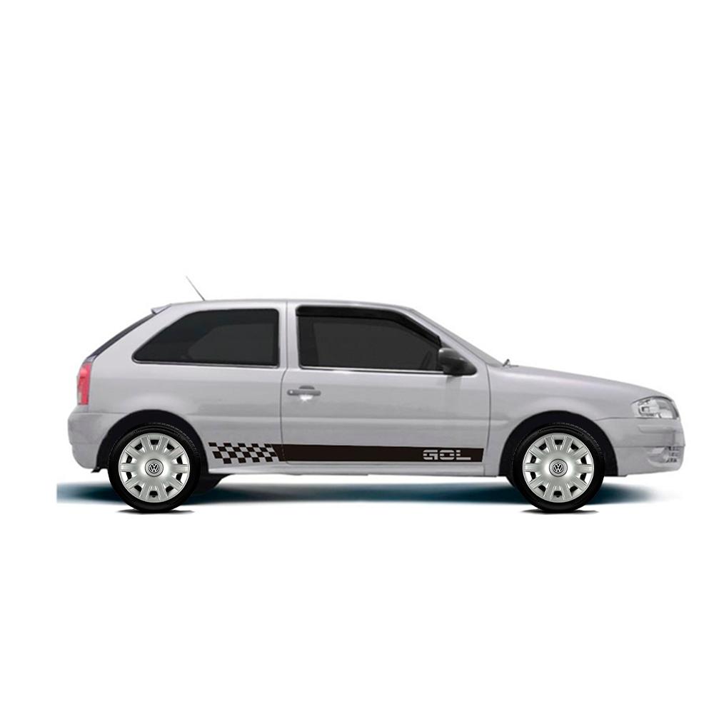 Calota Aro 15 Volkswagen Gol Voyage Parati Fox Golf G063
