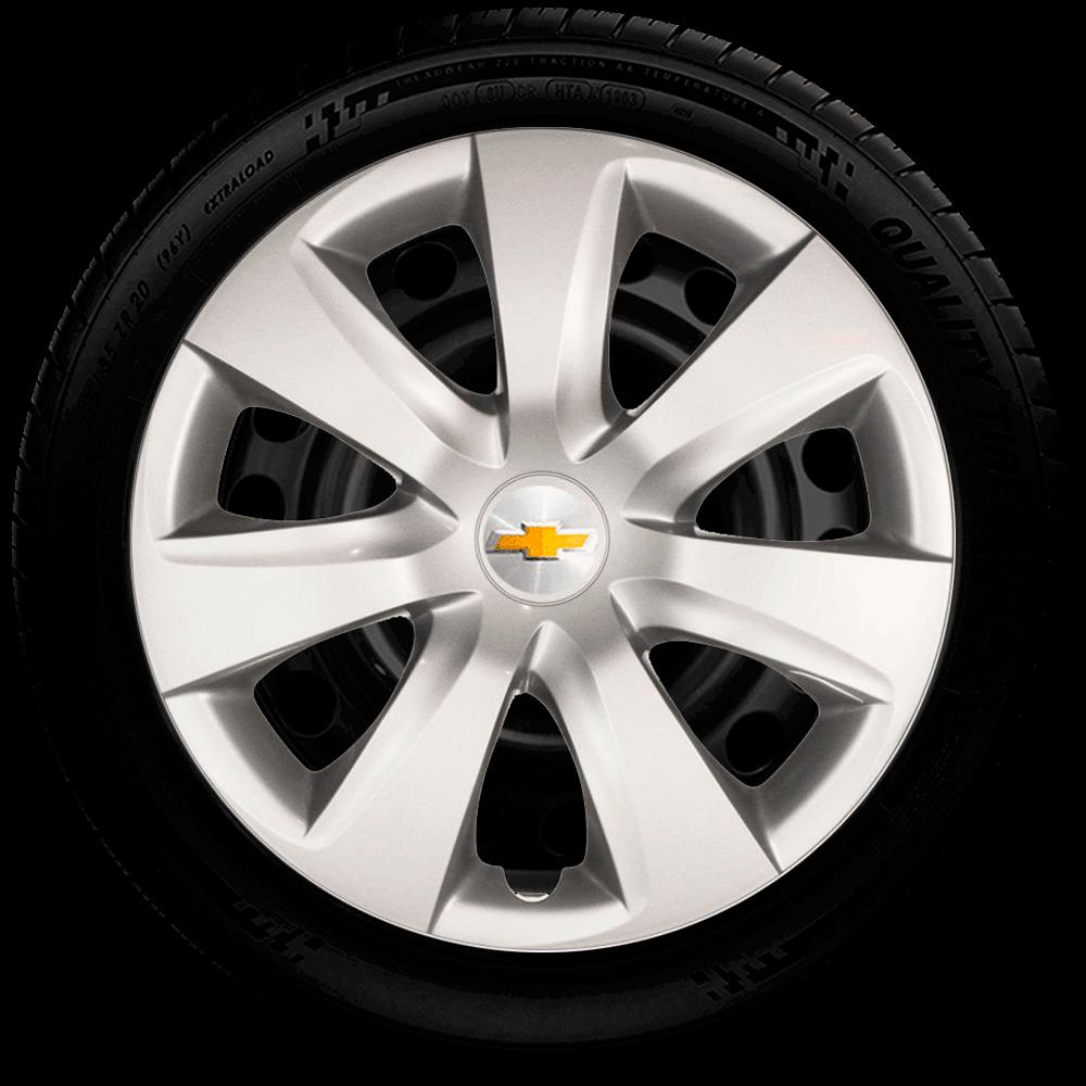 Calota Aro 14 Chevrolet Corsa Celta Prisma Onix G461