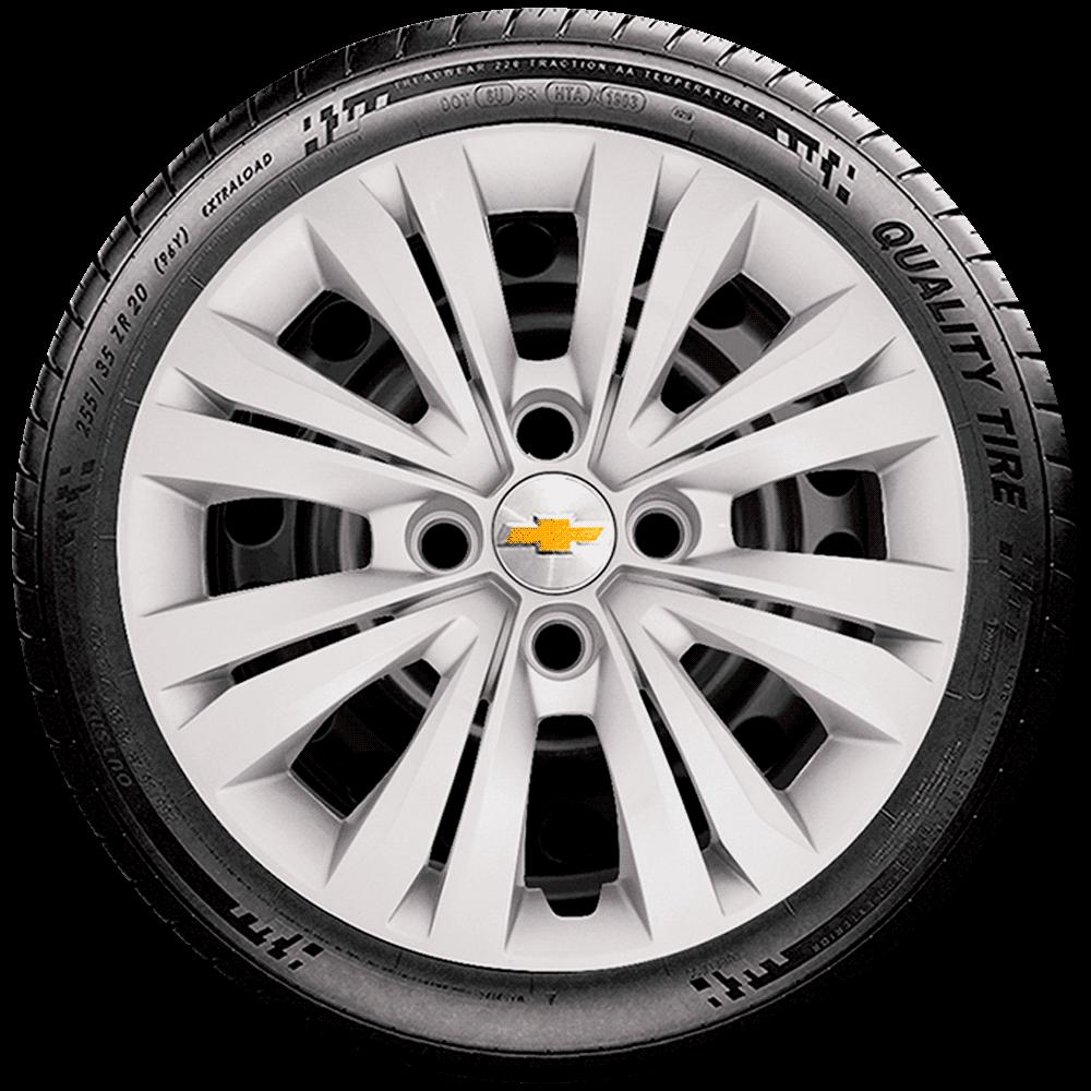 Calota Aro 14 Chevrolet Corsa Prisma Celta G245