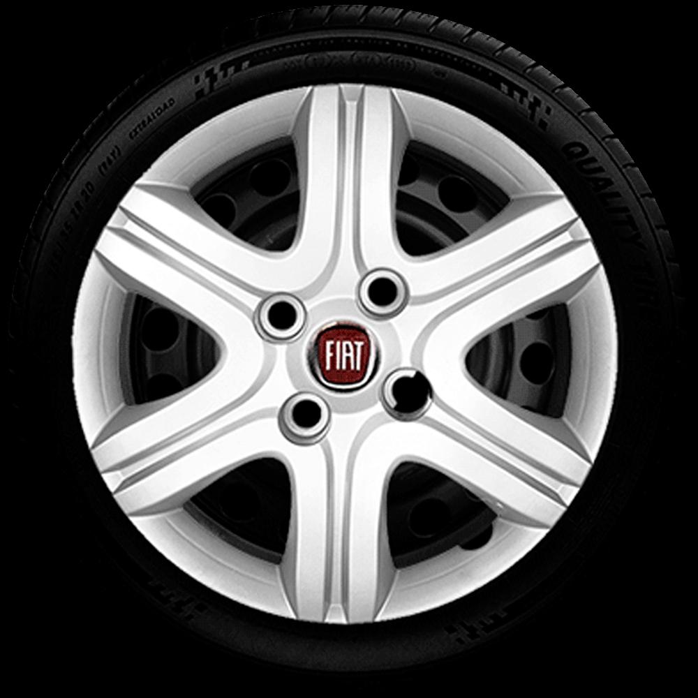 Calota Aro 13 Fiat Palio Siena Uno Fire G080